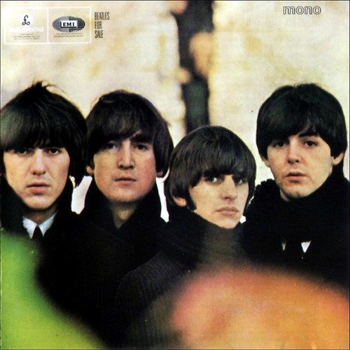 The Beatles - Beatles for sale...