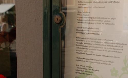 austria menu linz