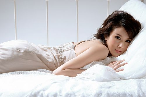 Sun Fei Fei Sexy Photoshoot - beautiful girls