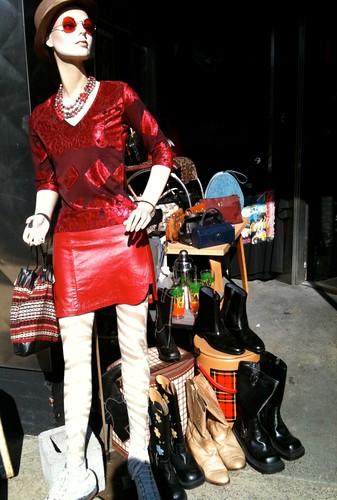 Mod Mannequin Queen Street Lancaster PA