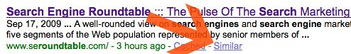 Google Similar Related Command