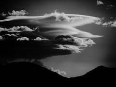 The Mothership (Bryce Bradford) Tags: red sky blackandwhite bw mountains clouds contrast colorado cross rocky olympus boulder double filter polarizer zuiko circular hoya calumet polarization 25a 40150mm f3545 f3556 1442mm e520