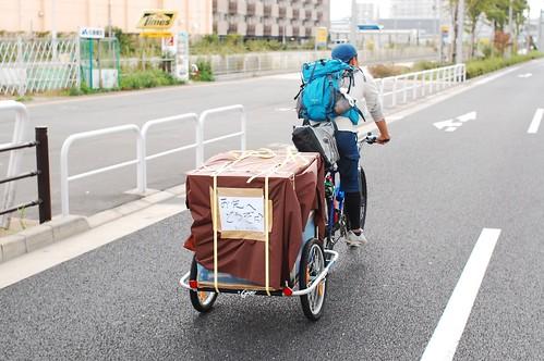 自転車の 自転車 ハンドルカバー 防水 : 、CMWC2009への出展は、自転車 ...