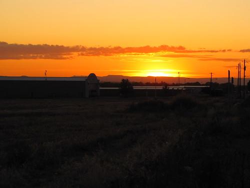 Nampa Sunset 10-2-2009 7-25-49 PM