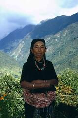 ABC-Trek, Chomrong, old woman (blauepics) Tags: nepal camp people mountains nature trekking landscape rocks asia earth natur menschen berge frau himalaya circuit landschaft base annapurna felsen alte earthasia visipix