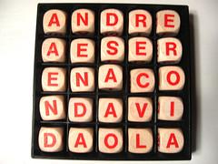 Andrea e Serena con Davidaola