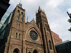 St James United Church - Calle Ste. Catherine, Centro (aljuarez) Tags: canada montral quebec montreal qubec stecatherine canad kanada saintechatherine