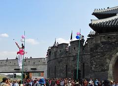Suwon Royal Court Culture Festival (mjohnexmsft) Tags: korea suwon