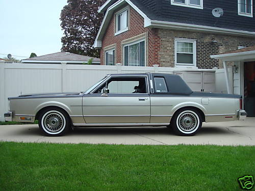 Curbside Classic 1985 Lincoln Town Car The Truth About Cars