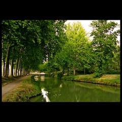 Toulouse (m@®©ãǿ►ðȅtǭǹȁðǿr◄©) Tags: france rio canon canal natura toulouse midi garonne canaldumidi brienne tolosa midipyrénées canonefs1855mmf3556 tolosadelanguedoc canoneos400ddigital m®©ãǿ►ðȅtǭǹȁðǿr◄© marcovianna imagenesdefrancia