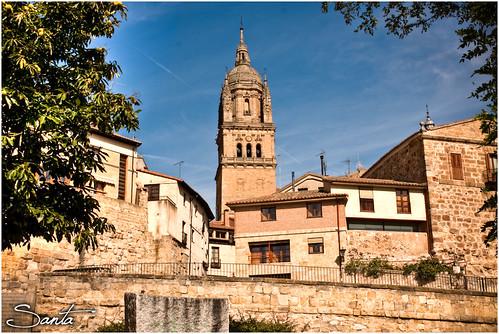 catedral y piedra