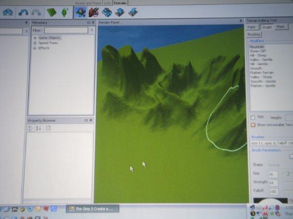 Pronta salida de la herramienta para crear barrios en los Sims 3 4060157432_fbebfcc370_o