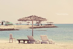 ~ (` .) Tags: sea beach colors island bahrain al nikon missing you sweet dar n more faded honey d60   aldar