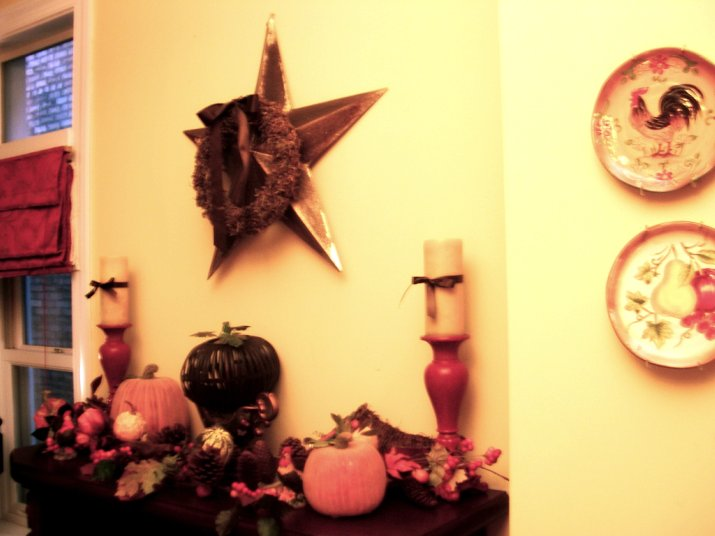 Fall Mantle Side