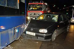 Verkehrsunfall Hofgartenplatz 16.11.09