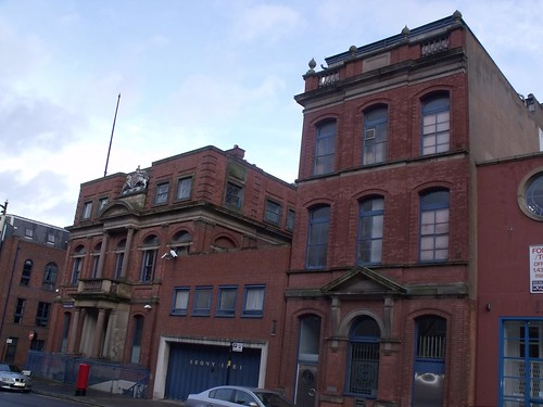 The Birmingham Assay Office - Newhall Street