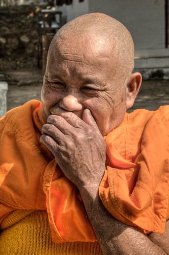 Giggling Monk