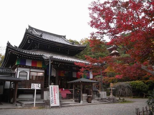 空海開基の小さなお寺『今熊野観音寺』@京都市東山区