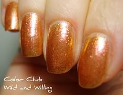 CC Wild and Willing 003 (ballekarina) Tags: nailpolish colorclub wildandwilling