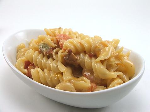 Tex-Mex Macaroni and Cheese