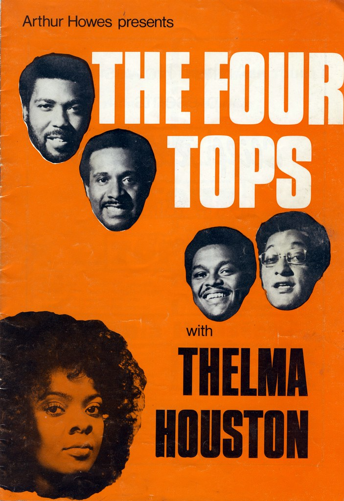 Four Tops Thelma Houston sm