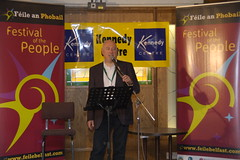 Scribes from the West 6-8-09 (1) (File an Phobail) Tags: ireland festival radio community tour events culture gaeilge tours gaelic theyoungones fatherted westbelfast feile westbelfastfestival feilefm jamandjerusalem feileanphobail