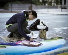 The Alba Madonna (WickedHardflip) Tags: art mamiya film analog mediumformat artist texas tx houston pastels 1000s fujicolorpro400h m645 albamadonna houstonviacolori09