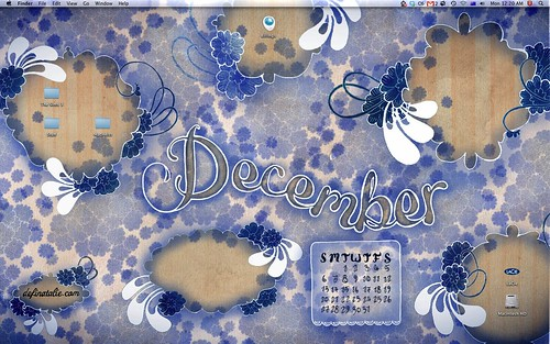 December desktop demo