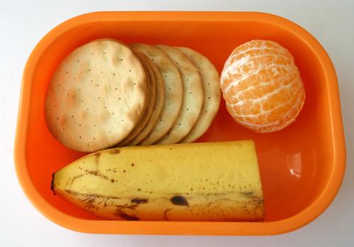 Kindergarten Snack #43: November 23, 2009