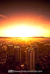 Glorious Morning (Firdaus Mahadi) Tags: morning sky sun rooftop sunrise landscape rising cityscape malaysia kualalumpur sunrises rise kl langit        binjai flickrsbest       tokina1116f28 firdausmahadi firdaus wwwfirdausmahadicom binjairoad binjairesidence binjaipenthouse