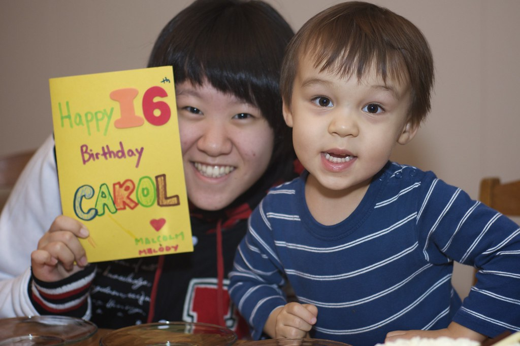 Carol's 16th