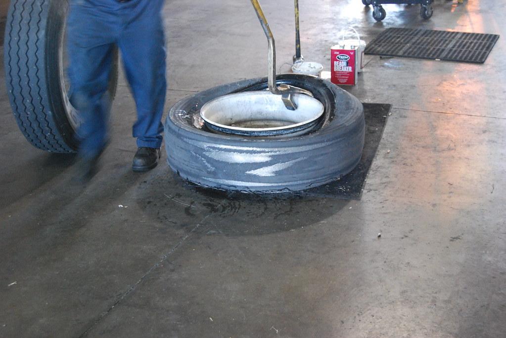 gatored tire