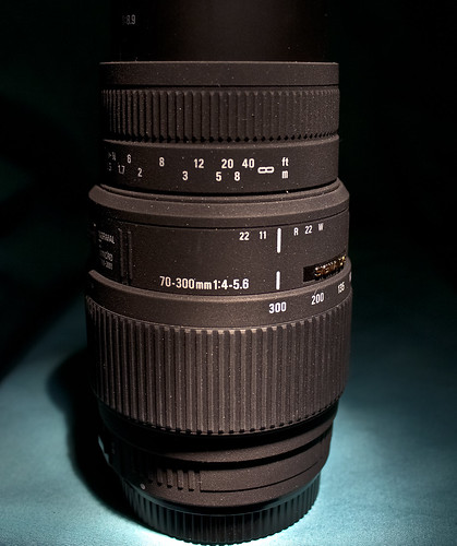 My Big Lens - 188/365 - 12 November 2009