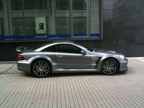 Mercedes Benz SL 65 AMG Black Series V12 Biturbo