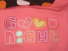 Pajama Program Donations
