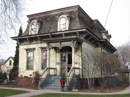 Clayson House