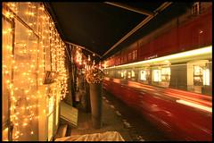 Bern Mobil (andreas.schick) Tags: christmas xmas weihnachten nacht tram bern oldtown dunkel 1022 weitwinkel andreasschick altsdadt