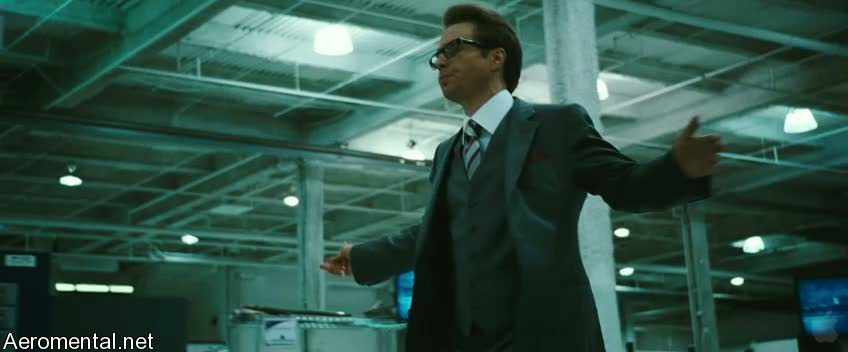 Iron Man 2 Trailer 2 Justin Hammer
