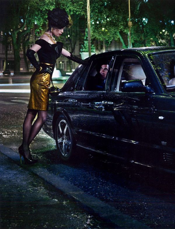 Vogue España  Louise Pedersen by Gonzalo Machado 5