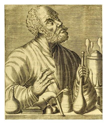 011-Geber Alquimista arabe-Les vrais pourtraits et vies des hommes illustres grecz, latins et payens 1584-André Thevet
