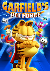 Garfield Süper Kahraman - Garfield's Pet Force (2010)