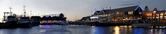 Fremantle Harbour Panorama