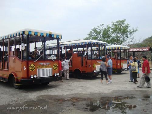 Corregidor Tram