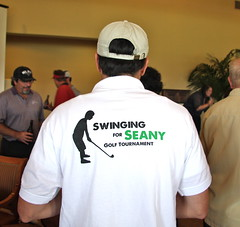 Swinging for Seany Polo