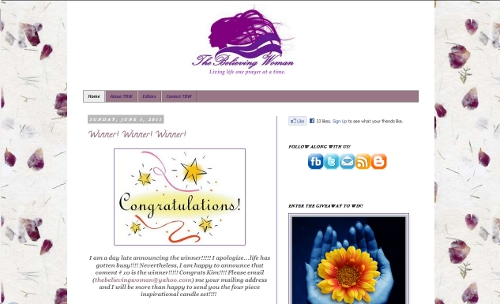 The Believing Woman