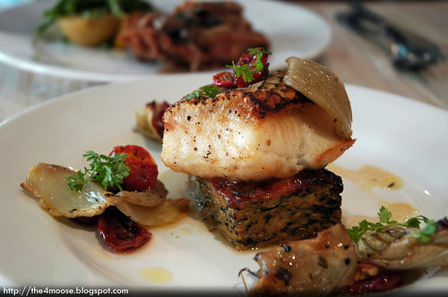 Cocotte - Pan Seared Chilean Sea Bass