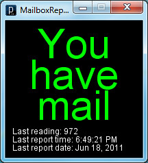 Mailbox Monitor Mail Notification