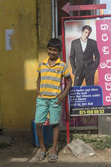 Mr Cool (Photosightfaces) Tags: cool sri lanka lankan kid boy clothes model sign rathgama mrcool suit srilanka srilankan