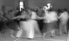 (Kelvin P. Coleman) Tags: canon powershot nottingham wedding party ceilidh dance people groupshot blur blurred blurry longexposure surreal abstract blackandwhite monochrome bw noiretblanc schwarzweiss blancoynegro indoor