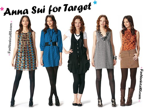 Anna Sui for Target (Fall 2009)